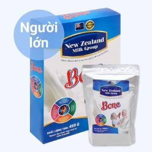 Sữa bột New Zealand Milk Bone hộp 450g (cho người lớn)