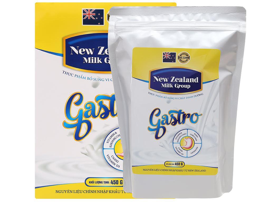 Sữa bột New Zealand Milk Gastro hộp 450g (cho người lớn) 6