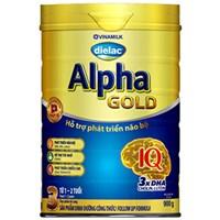 Sữa bột Dielac Alpha Gold 3 900g (1 - 2 tuổi)