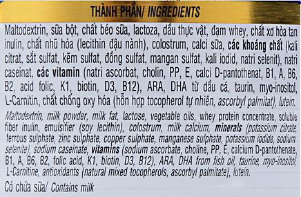 Sữa bột Dielac Alpha 1 lon 400g (0 - 6 tháng) 6