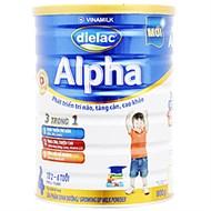Sữa bột Dielac Alpha 4 900g (2 - 6 tuổi)