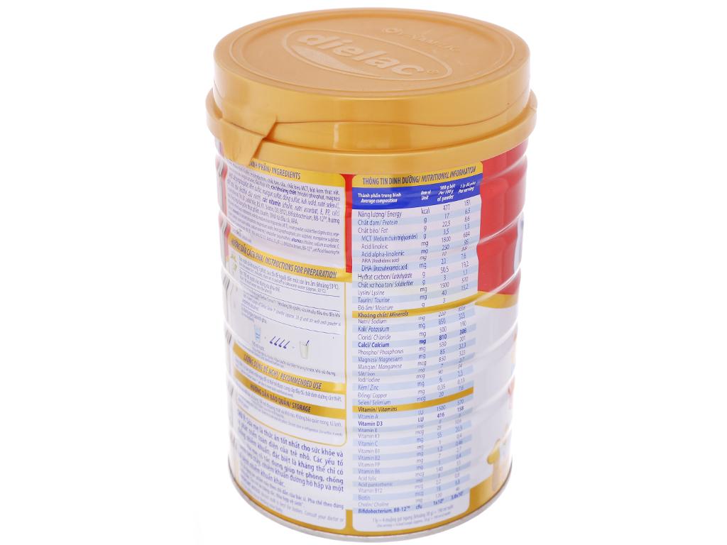 Sữa bột Dielac Grow 1+ lon 900g (1 - 3 tuổi) 3