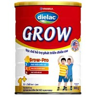 Sữa bột Dielac Grow Pro 1+ 900g (1 - 3 tuổi)