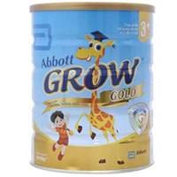 Sữa bột Abbott Grow Gold 3+ 900g(cho bé 3-6 tuổi)