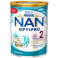 Sữa bột Nan Optipro 2 400g (6 - 12 tháng)