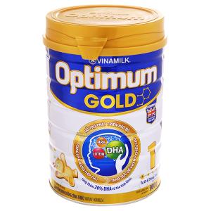 Sữa bột Optimum Gold 1 lon 900g (lỗi bao bì)
