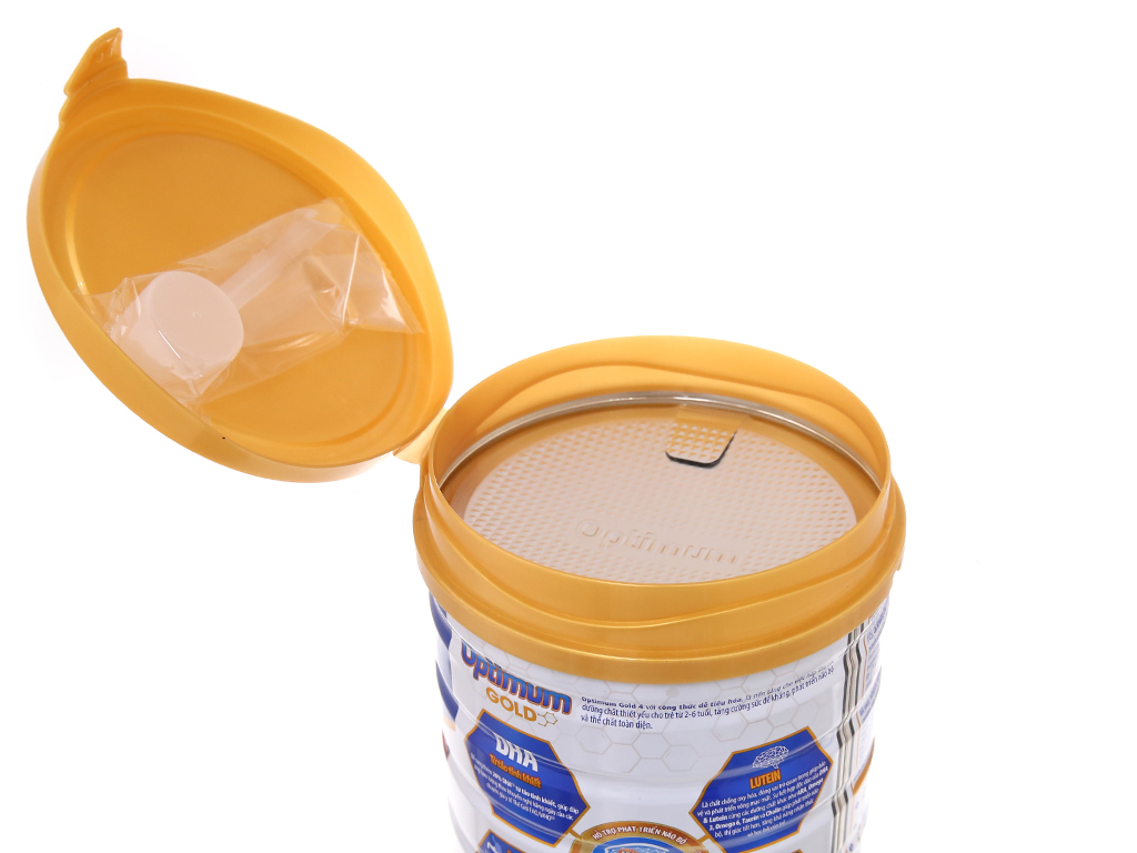 Sữa bột Optimum Gold 4 lon 900g (2 - 6 tuổi) 5