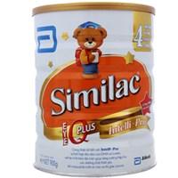 Sữa bột Similac 4 IQ Plus 900g (2 - 6 tuổi)
