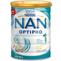 Sữa bột hộp Nan PRO Probiotics 1 800g (dưới 6 tháng)