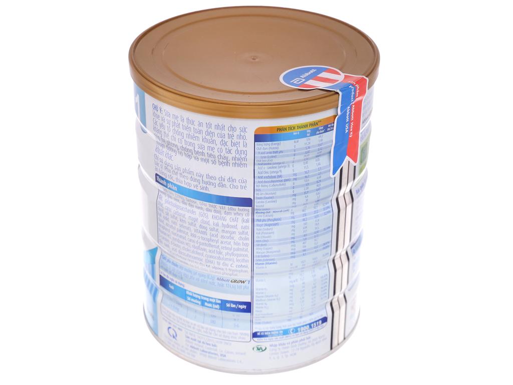 Sữa bột Abbott Grow 1 lon 900g (0 - 6 tháng) 3