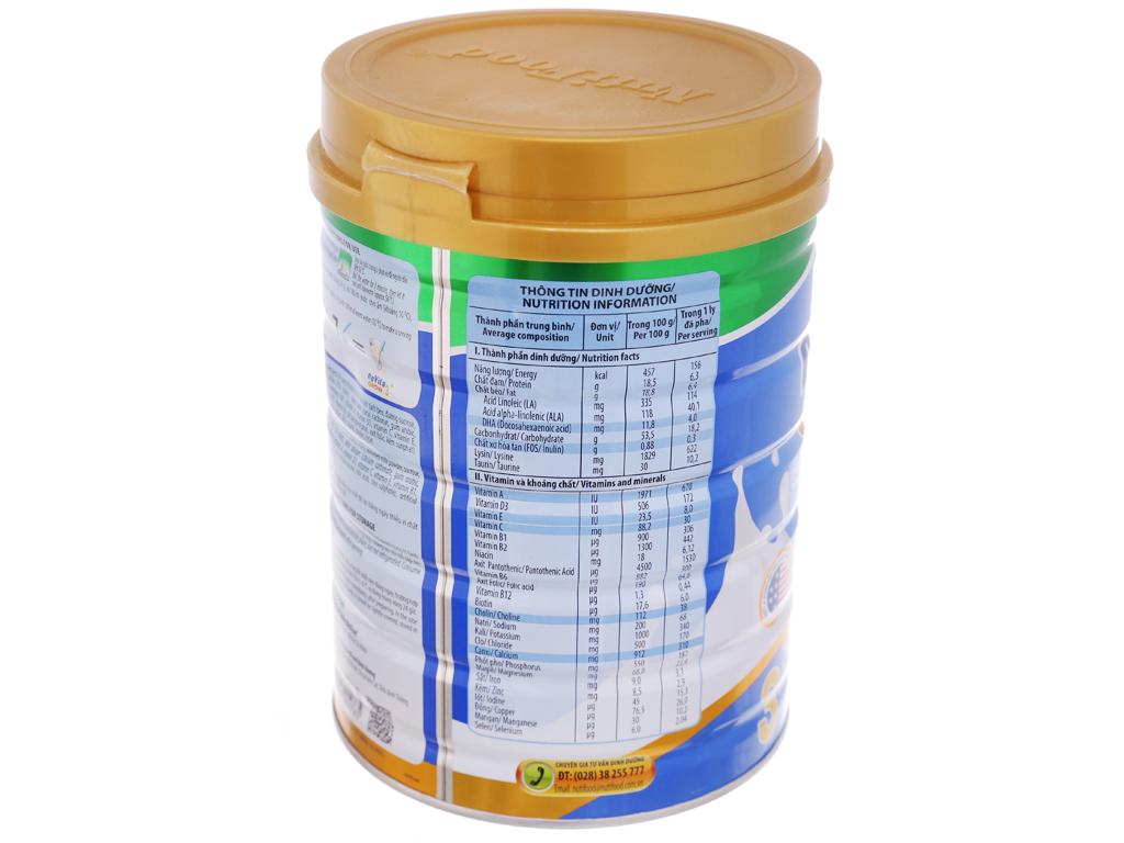 Sữa bột NutiFood Nuvita Grow 3+ lon 900g (trên 3 tuổi) 3