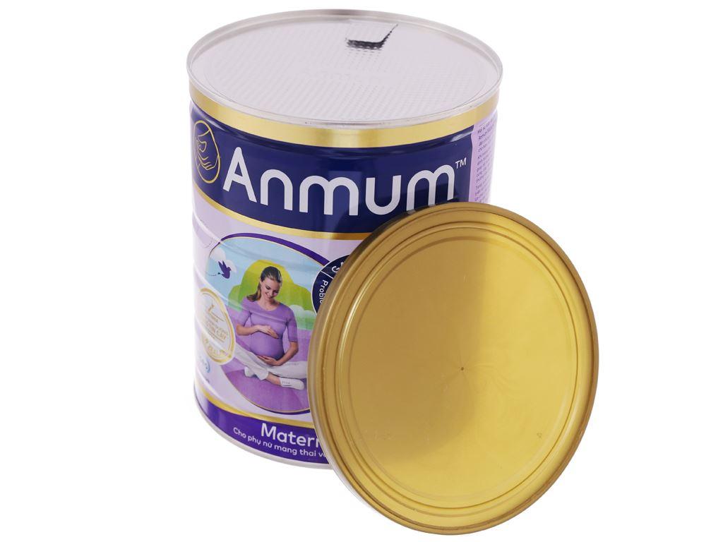 Sữa bột Anmum Materna sô cô la lon 800g 4