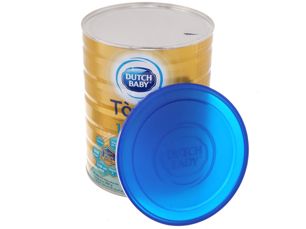 Sữa bột Dutch Baby Gold Tò mò vani lon 900g (1 - 2 tuổi) 5