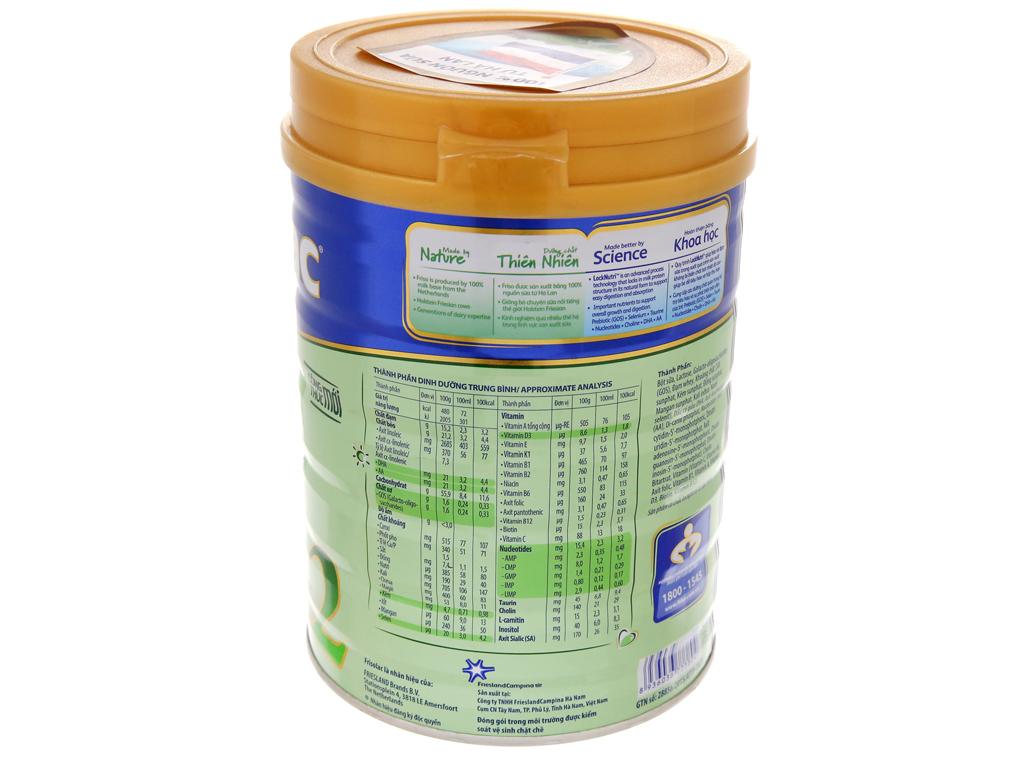 Sữa bột Frisolac Gold 2 hộp 900g (6 - 12 tháng) 3
