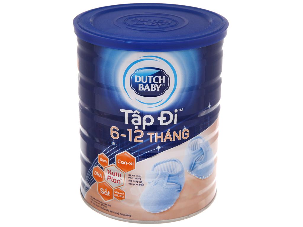 Sữa bột Dutch Baby Tập Đi lon 900g (6 - 12 tháng) 2