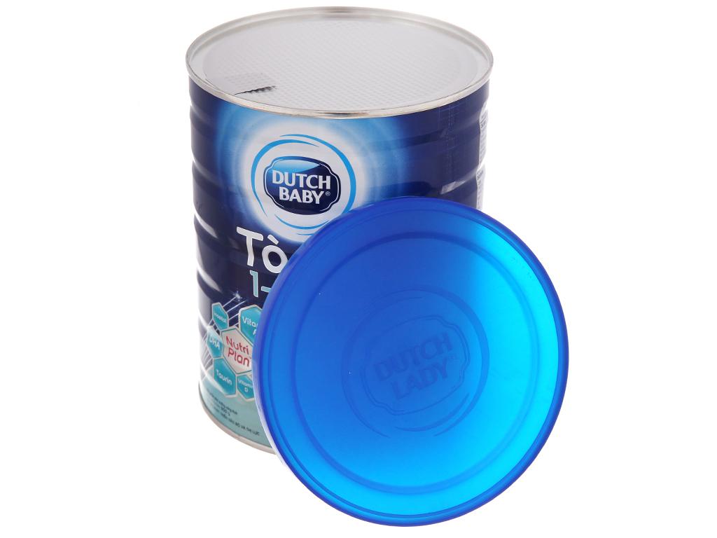 Sữa bột Dutch Baby Tò Mò vani lon 900g (1 - 2 tuổi) 5