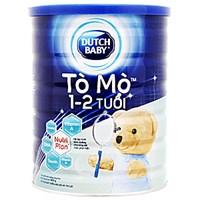 Sữa bột Dutch Lady Tò Mò 900g (1 - 2 tuổi)