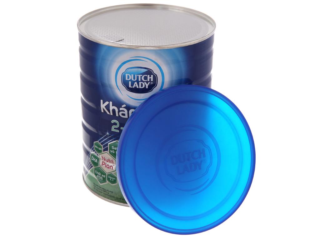 Sữa bột Dutch Lady Khám Phá vani lon 900g (2 - 4 tuổi) 5