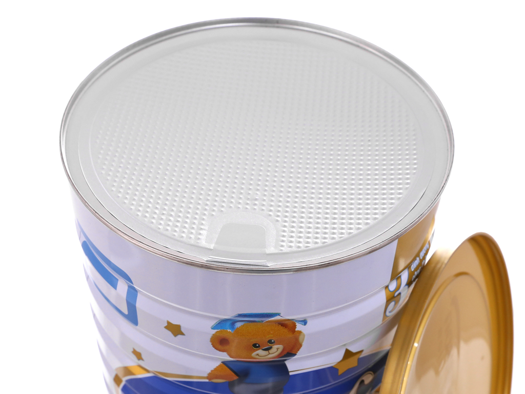 Sữa bột Abbott Similac Eye-Q 3 lon 1,7kg (1 - 2 tuổi) 4