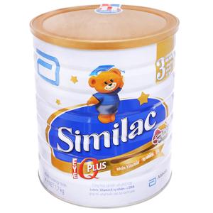 Sữa bột Abbott Similac Eye-Q 3 lon 1.7kg (1 - 2 tuổi)