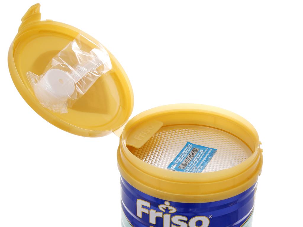 Sữa bột Friso Gold 4 vani hộp 900g (2 - 4 tuổi) 5