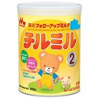 Sữa bột Morinaga Chilmil 2 850g (6 - 36 tháng)