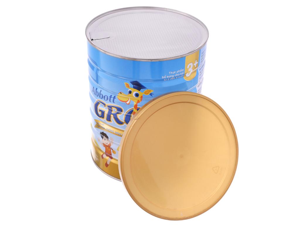 Sữa bột Abbott Grow Gold 3+ vani lon 1,7kg (3 - 6 tuổi) 5