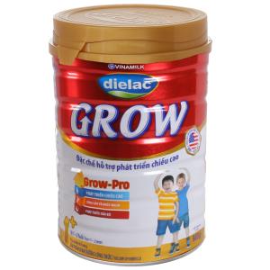 Sữa bột Dielac Grow 1+ lon 900g (1 - 2 tuổi)