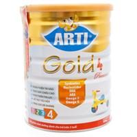 Sữa bột Arti Gold Premium 4 lon 900g (cho trẻ trên 3 tuổi)
