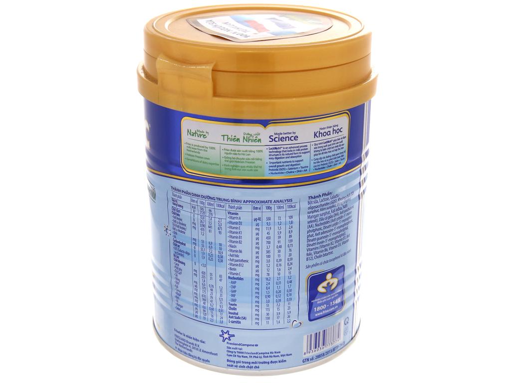 Sữa bột Frisolac Gold 1 lon 400g (0 - 6 tháng) 3