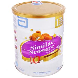 Sữa bột Abbott Similac Neosure Eye-Q 1 lon 850g (0 - 12 tháng)
