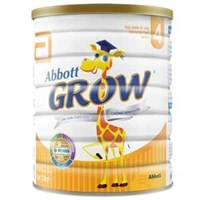 Sữa bột Abbott Grow 4 lon 1.7kg (cho bé 2 tuổi trở lên)
