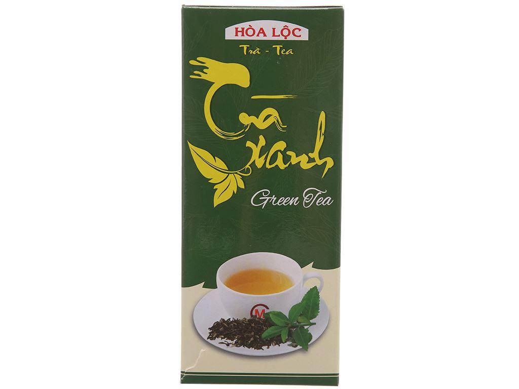 Trà xanh Hòa Lộc 250g 2