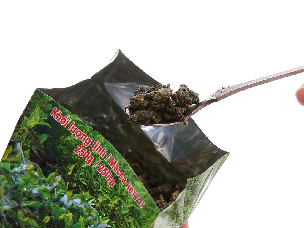Trà ô long Hòa Lộc bịch 250g 4