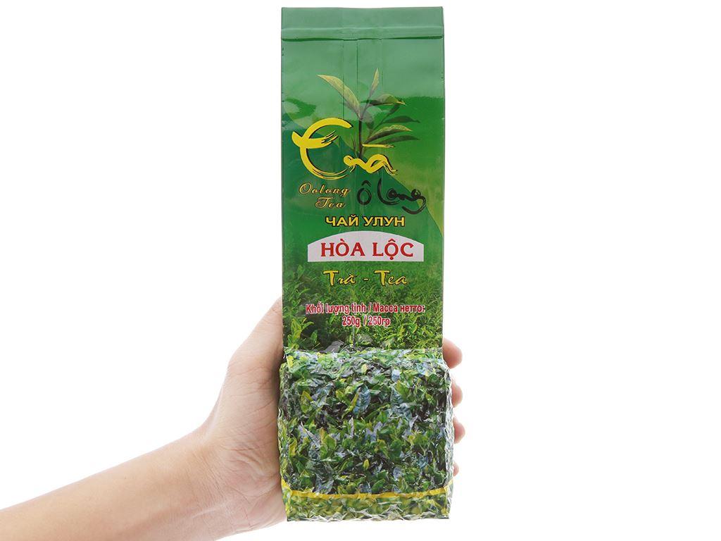 Trà ô long Hòa Lộc bịch 250g 5