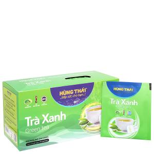 Trà xanh Hùng Thái 40g