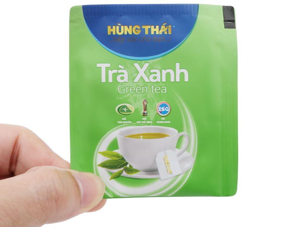 Trà xanh Hùng Thái 40g 14