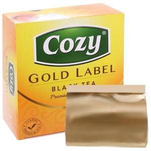 Trà đen Cozy hộp 200g (2g x 100 túi)
