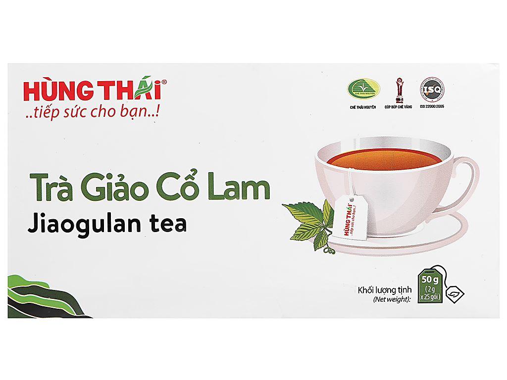 Trà Giảo Cổ Lam Hùng Thái hộp 50g 1