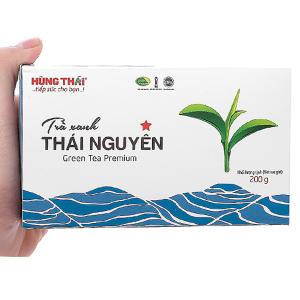 Trà xanh Thái Nguyên Hùng Thái 1 Sao 200g