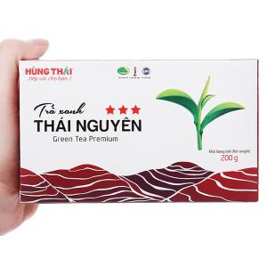 Trà xanh Thái Nguyên Hùng Thái 3 Sao 200g