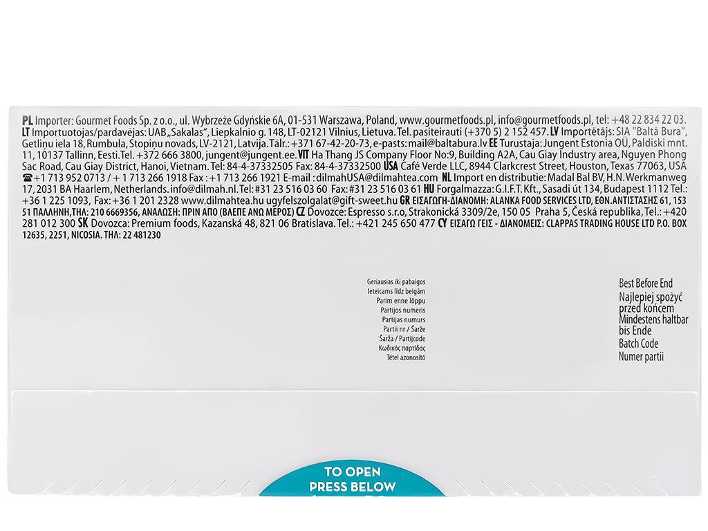 Trà Ceylon Dilmah hương dâu hộp 40g 7