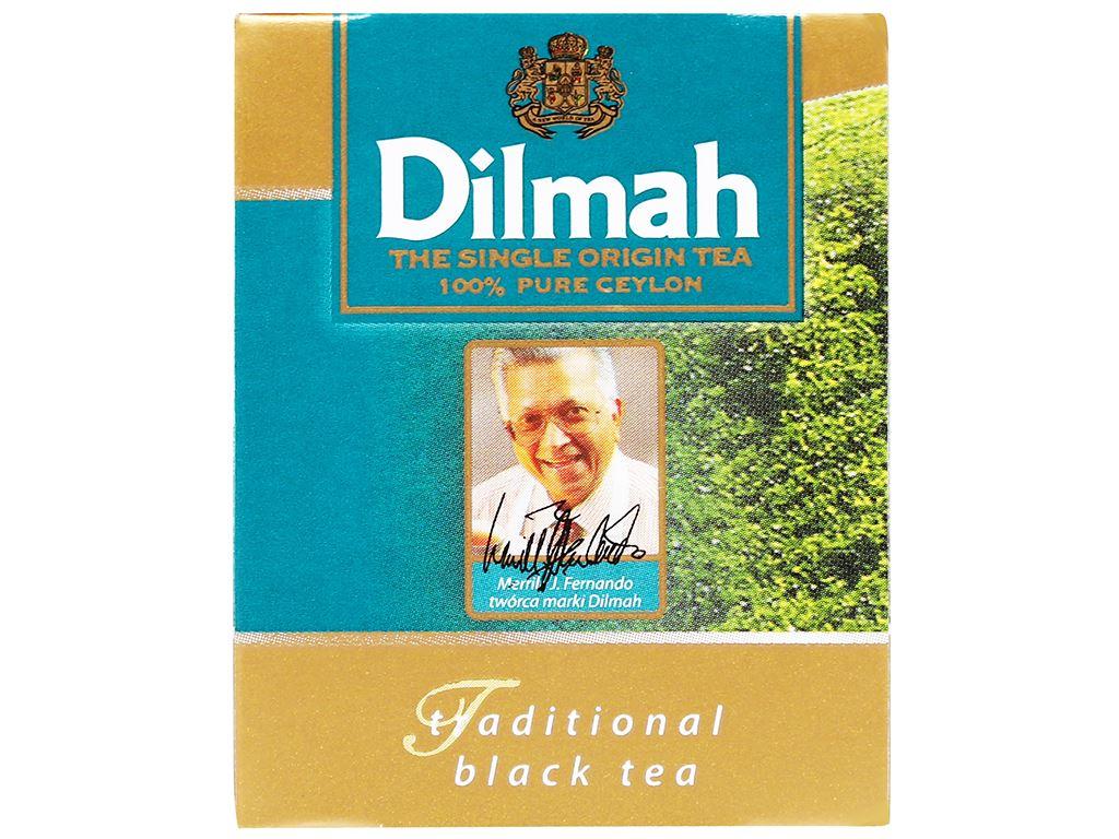 Trà Dilmah Ceylon Gold hộp 50g (2g x 25 túi) 5