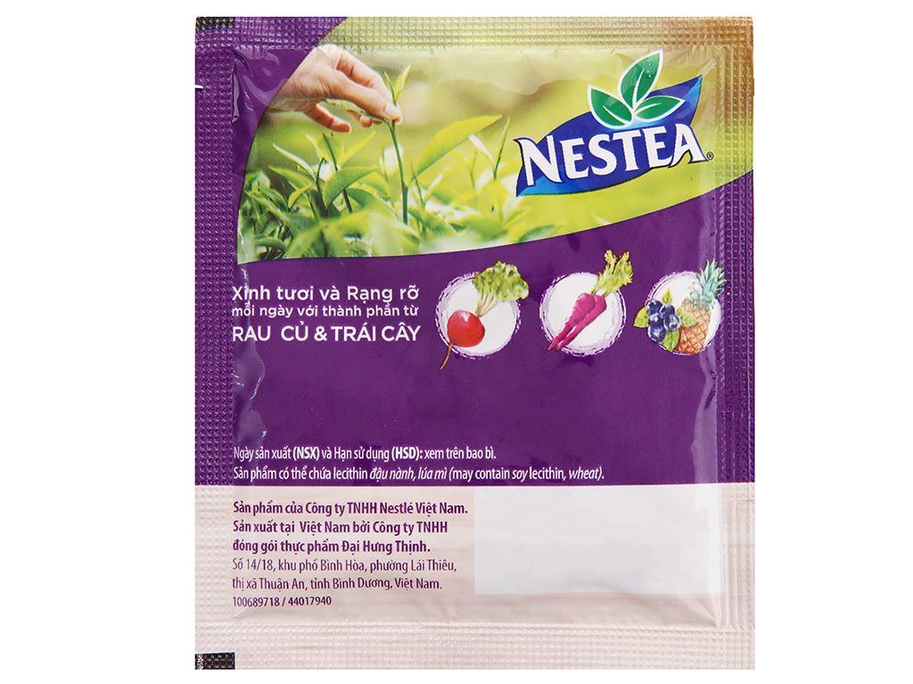 Trà daily detox Nestea Glow hộp 100g 8