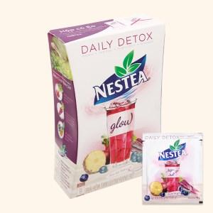 Trà daily detox Nestea Glow hộp 100g