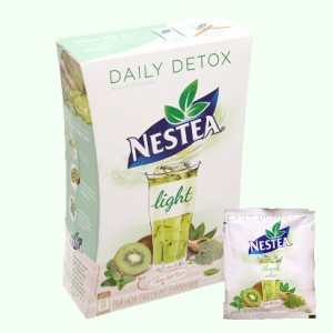 Trà daily detox Nestea Light hộp 100g