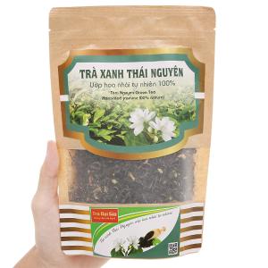 Trà xanh Thái Nguyên ướp hoa nhài Đại Gia 100g