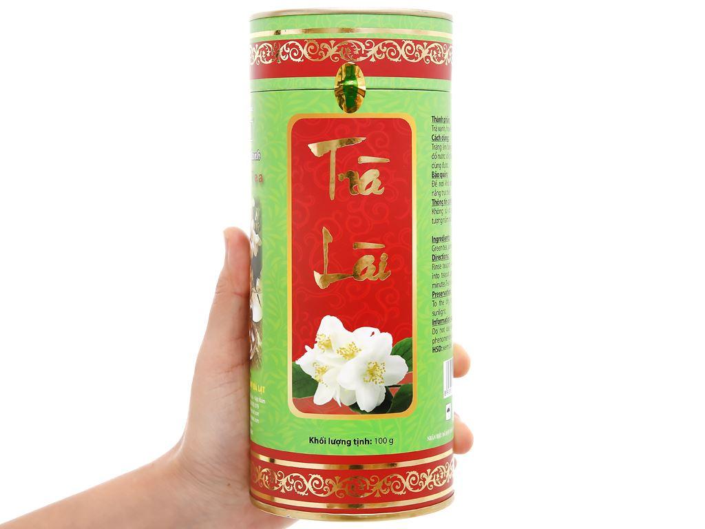 Trà hoa lài Hany hộp 100g 9