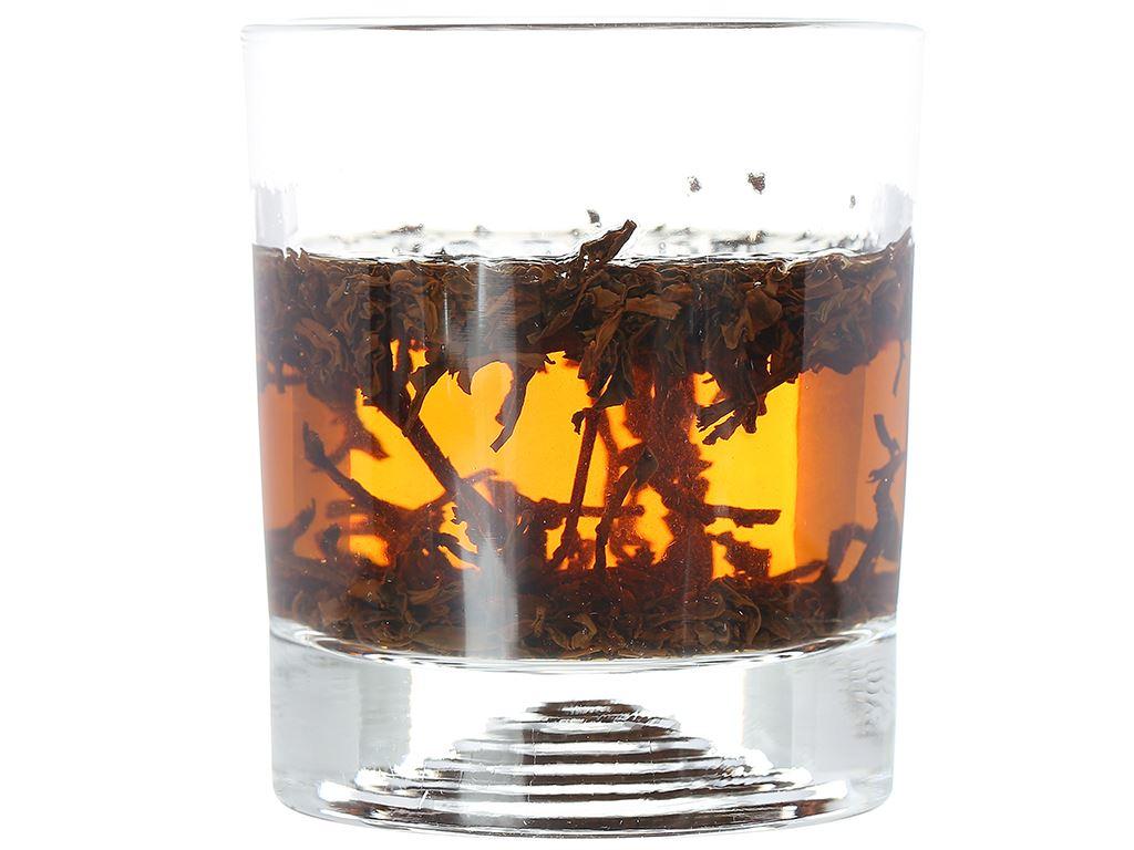 Trà hồng hữu cơ Vherbs Shan Tuyết Cổ Thụ hộp 49g 8