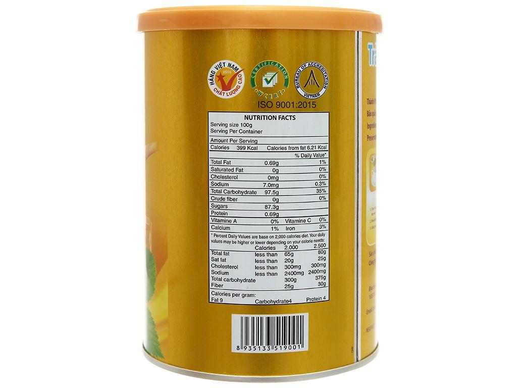 Trà hoa cúc mật ong Thanh Bình lon 400g 2